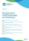 Journal of Child Psychology and Psychiatry (JCPP) cover image