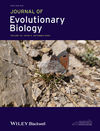 Journal of Evolutionary Biology (JEB2) cover image