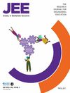 Journal of Engineering Education (JEE) cover image