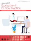 Journal of Evaluation in Clinical Practice (JEP2) cover image