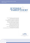 Juvenile and Family Court Journal (JFCJ) cover image