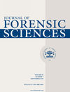 Journal of Forensic Sciences (JFO2) cover image