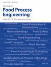 Journal of Food Process Engineering (JFP3) cover image