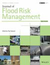Journal of Flood Risk Management (JFR3) cover image