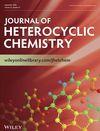 Journal of Heterocyclic Chemistry (JHET) cover image