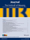 Journal of the Institute of Brewing (JIB) cover image