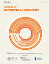 Journal of Industrial Ecology (JIE3) cover image