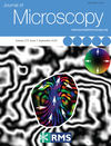 Journal of Microscopy (JMI) cover image