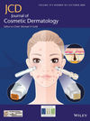 Journal of Cosmetic Dermatology (JOCD) cover image