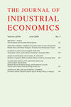 The Journal of Industrial Economics