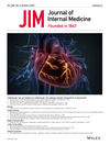 Journal of Internal Medicine (JOIM) cover image