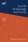 Journal of Marriage and Family (JOMF) cover image