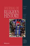 Journal of Religious History (JORH) cover image