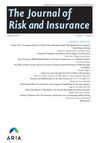 Journal of Risk and Insurance (JORI) cover image