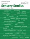 Journal of Sensory Studies (JOS3) cover image