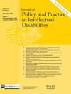 Journal of Policy and Practice in Intellectual Disabilities