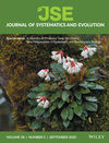 Journal of Systematics and Evolution (JSE) cover image