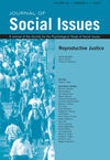 Journal of Social Issues (JSI4) cover image