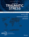 Journal of Traumatic Stress (JTS) cover image