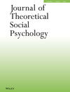 Journal of Theoretical Social Psychology
