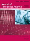 Journal of Time Series Analysis (JTSA) cover image