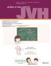 Journal of Viral Hepatitis (JVH2) cover image
