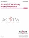 Journal of Veterinary Internal Medicine (JVI3) cover image