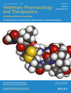 Journal of Veterinary Pharmacology and Therapeutics (JVP) cover image