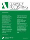 Learned Publishing
