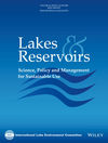Lakes & Reservoirs: Research & Management (LRE) cover image