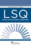 Legislative Studies Quarterly (LSQ) cover image