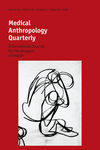 Medical Anthropology Quarterly (MAQ) cover image