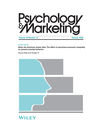 Psychology & Marketing (MAR) cover image