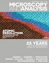Microscopy and Analysis - Americas (MAU) cover image