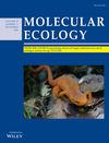 Molecular Ecology (MEC) cover image