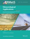 Meteorological Applications (MET) cover image