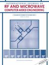 International Journal of RF and Microwave Computer‐Aided Engineering (MMC3) cover image
