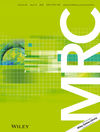 Magnetic Resonance in Chemistry (MRC) cover image