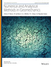 International Journal for Numerical and Analytical Methods in Geomechanics (NAG) cover image