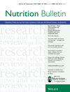 Nutrition Bulletin (NBU) cover image