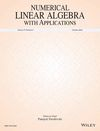 Numerical Linear Algebra with Applications (NLA2) cover image
