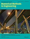 International Journal for Numerical Methods in Engineering (NME) cover image