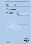 Natural Resource Modeling