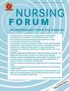 Nursing Forum (NUF) cover image
