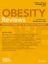 Obesity Reviews (OBR) cover image