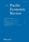 Pacific Economic Review (PAER) cover image