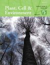 Plant, Cell & Environment (PCE) cover image