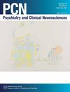 Psychiatry and Clinical Neurosciences (PCN) cover image