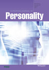 European Journal of Personality (PER) cover image