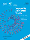 Personality and Mental Health